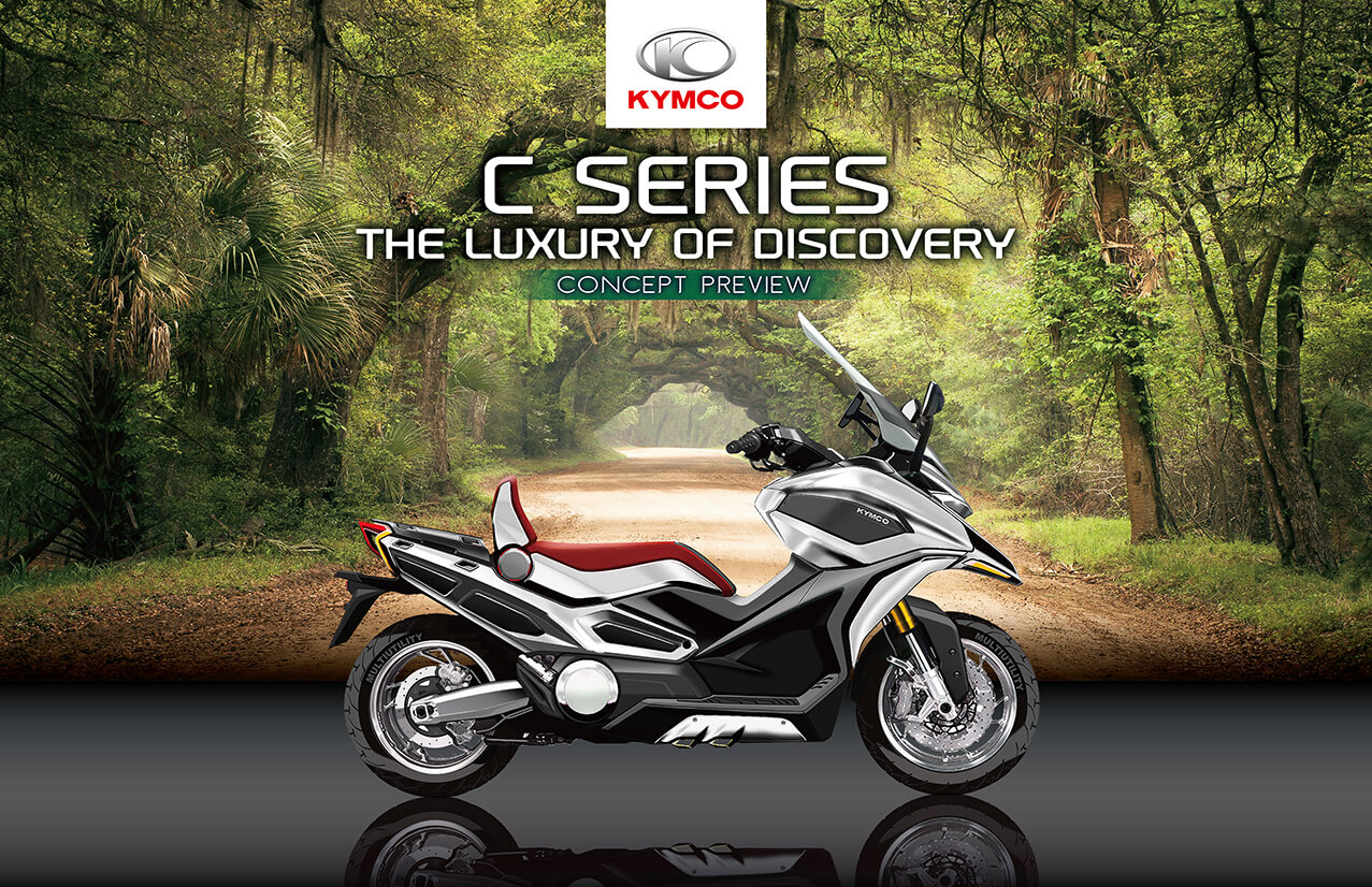 d1b93ba33ad KYMCO Launches AK 550 in Japan Test Ride